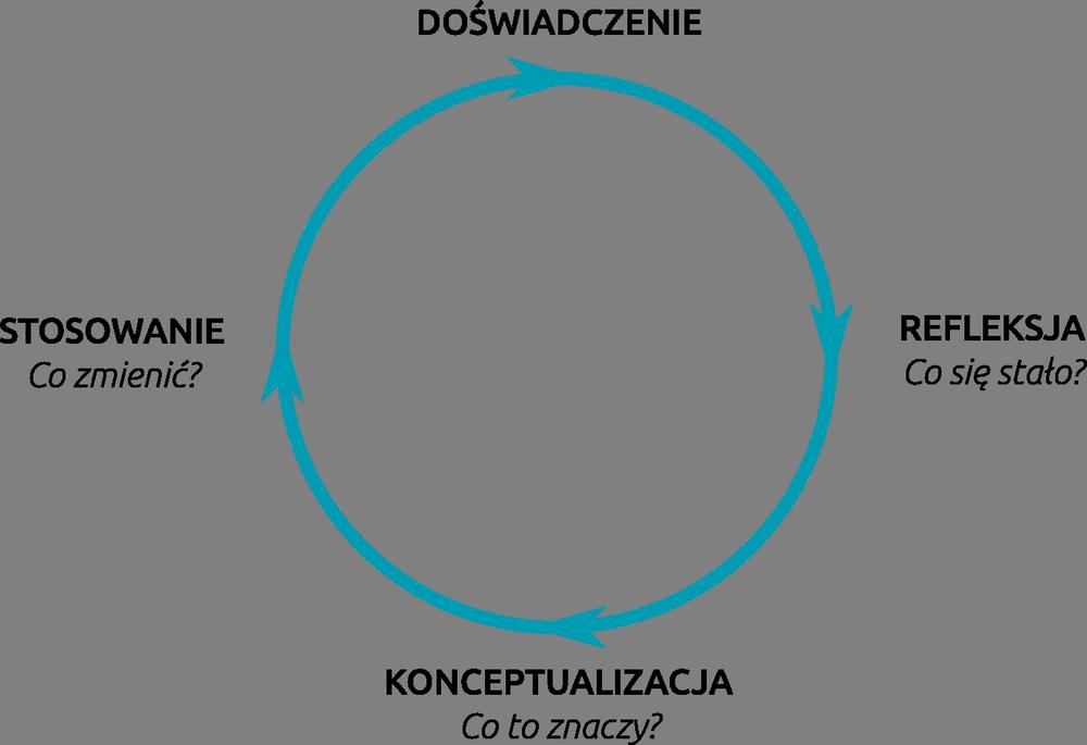 Cykl Kolba w szkoleniach